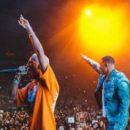Уилл Смит поддержал сына на его концерте