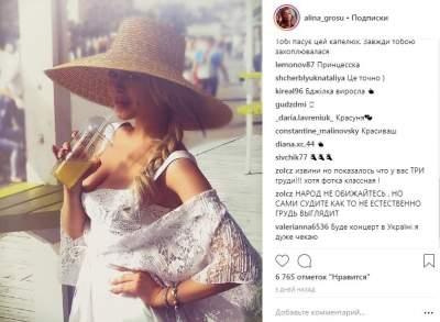 Украинскую певицу заподозрили в пластической операции