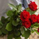 Роскошь цветов в одном букете