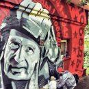 В Сочи появилось новое граффити с неизвестным солдатом