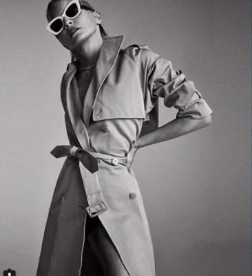 Шэрон Стоун снялась в стильной фотосессии