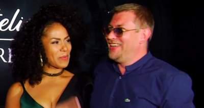 Гайтана впервые показала своего мужа