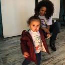 Гайтана рассказала о нарядах дочери