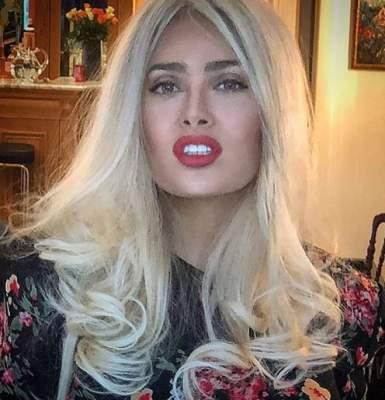 Сальма Хайек полностью изменилась для новой роли