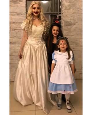 """""""Алиса в Стране чудес"""": украинская поп-звезда удивила необычным образом"""