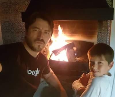 Сергей Притула показал, как вырос его сын