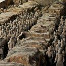 Археологи обнаружили в Китае фрагмент терракотовой армии
