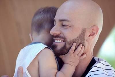 Влад Яма показал трогательный снимок с сыном