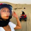 Белла Хадид провели выходные в Дубае