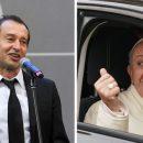 Хабенский встретился с Папой Римским и подарил ему копию своего фильма про войну