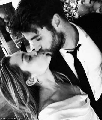 Майли Сайрус отреагировала на слухи о тайной свадьбе