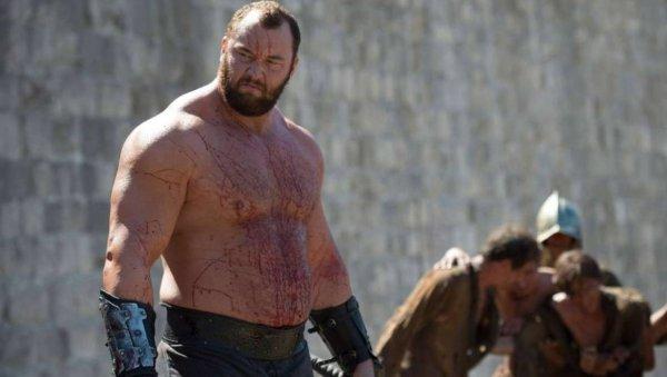 Актер-тяжеловес из «Игры престолов» ужаснул фанатов своей «диетой»