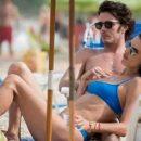 Известную модель сфотографировали на отдыхе в Бразилии