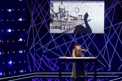 Украинская художница покорила судей популярного американского шоу