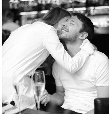Оля Фреймут показала своего любимого мужа