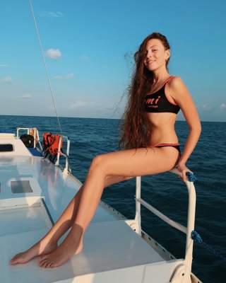 Дочь Оли Поляковой раскрыла секрет стройной фигуры