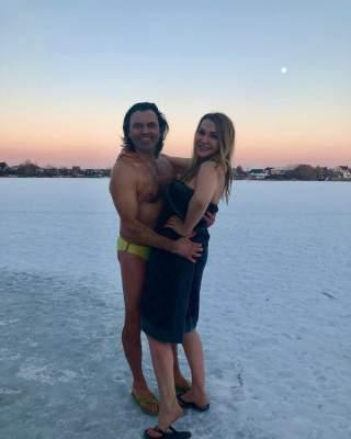 Ольга Сумская похвасталась подтянутым мужем