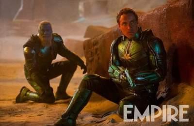 В Сети показали первые кадры нового фильма Marvel