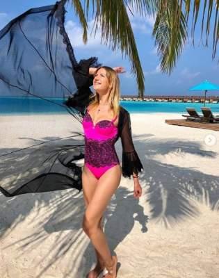 Леся Никитюк похвасталась снимками райского отдыха