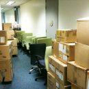 Как организовать переезд в новый офис